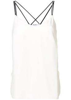 Max Mara loose fit top - White