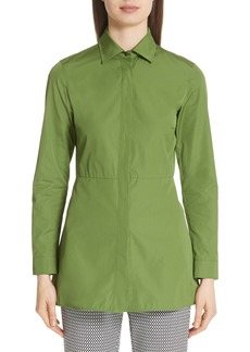 Max Mara Losanna Pleat Back Shirt