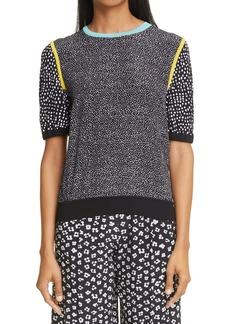 Max Mara Mallo Short Sleeve Sweater