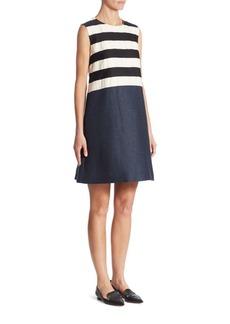 Max Mara Mescal Striped Dress