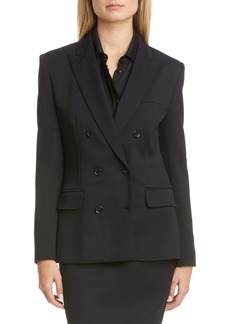 Max Mara Mina Double Breasted Jacket