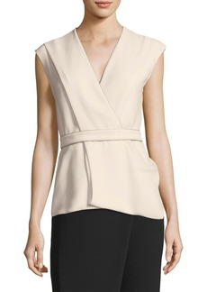 Max Mara Omelia Evening Wrap Top