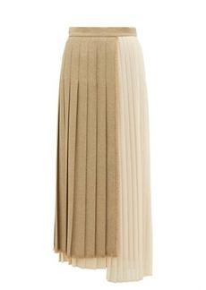 Max Mara Orange skirt