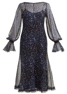 Max Mara Pavia midi dress