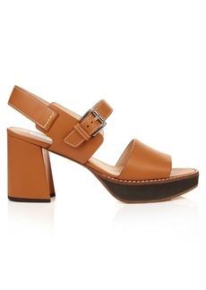 Max Mara Peblo sandals
