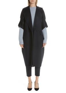 Max Mara Pelago Double Breasted Cashmere Coat