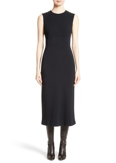 Max Mara Pesche Midi Dress