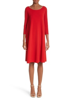 Max Mara Pigna Swing Dress
