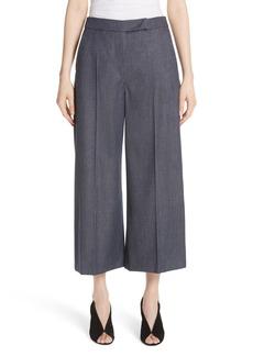 Max Mara Revere Wool Crop Pants