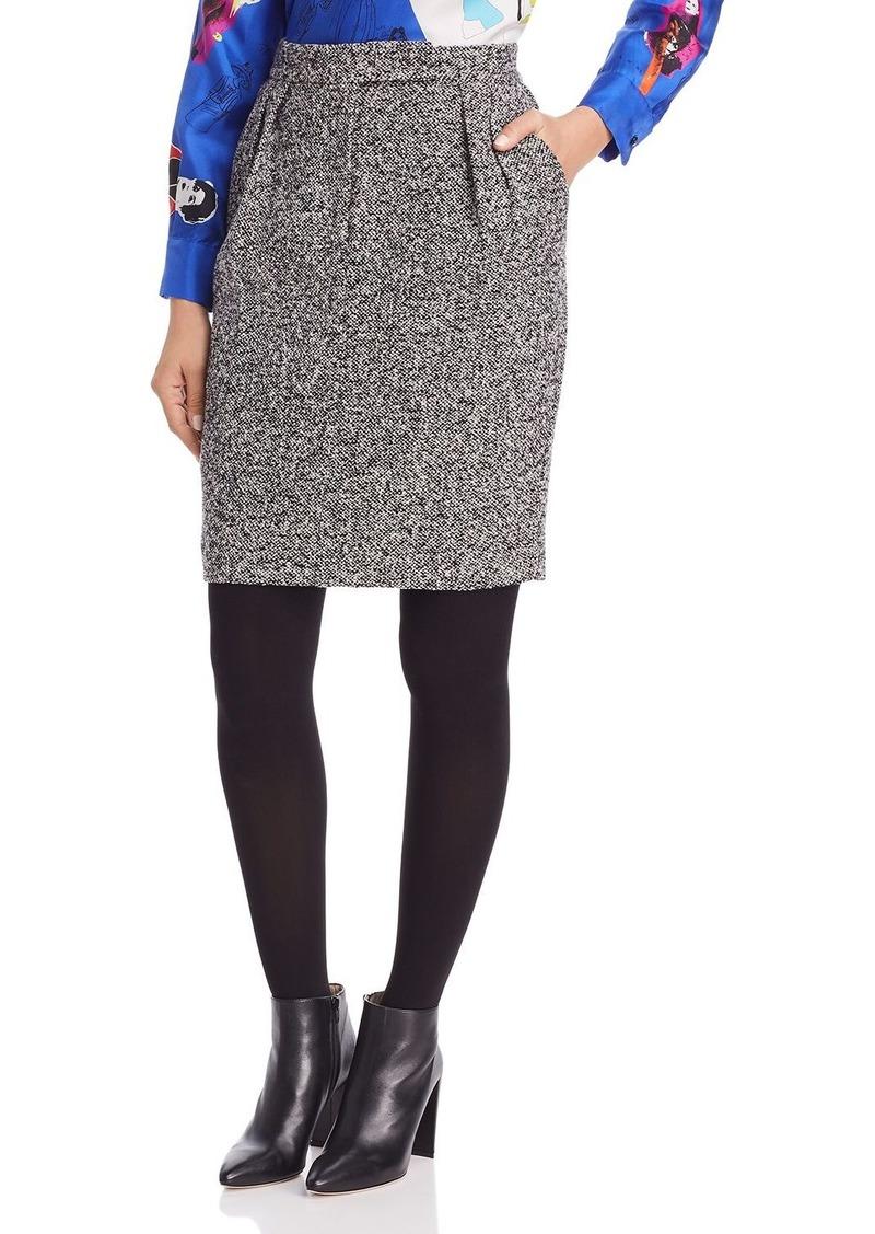Max Mara Rosita Wool Skirt