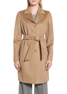 Max Mara Studio Sarzan Wool Coat