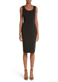 Max Mara Segnale Sheath Dress