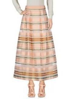 MAX MARA SHINE! - 3/4 length skirt