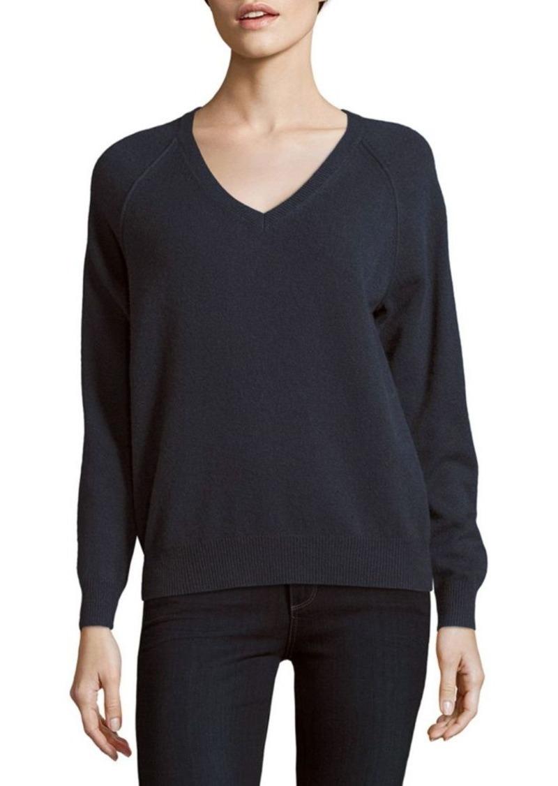 max mara max mara solid cashmere pullover sweaters shop it to me. Black Bedroom Furniture Sets. Home Design Ideas