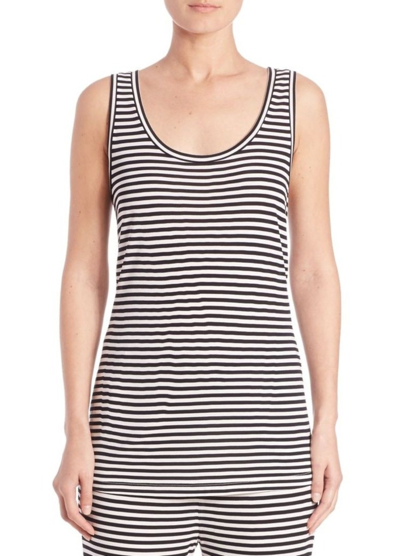 Max Mara Striped Tank Top