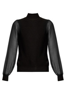 Max Mara Studio Teso top