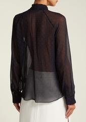 Max Mara Tago blouse