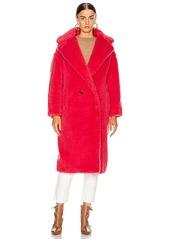 Max Mara Teddy Tedgirl Coat