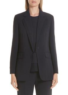 Max Mara Tirsi Single Button Jacket