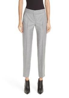 Max Mara Tony Wool Crop Pants