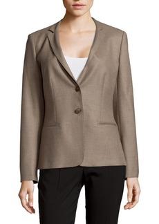 Max Mara Turtledove Wool Jacket