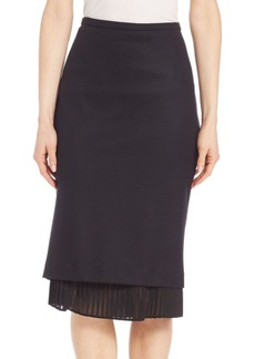 Max Mara Uvetta Pencil Skirt