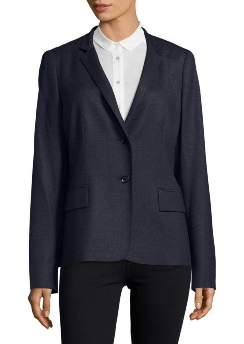Max Mara Virgin Wool Blend Jacket