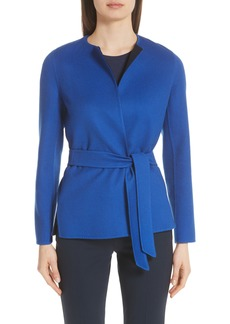Max Mara Vite Reversible Jacket (Nordstrom Exclusive)