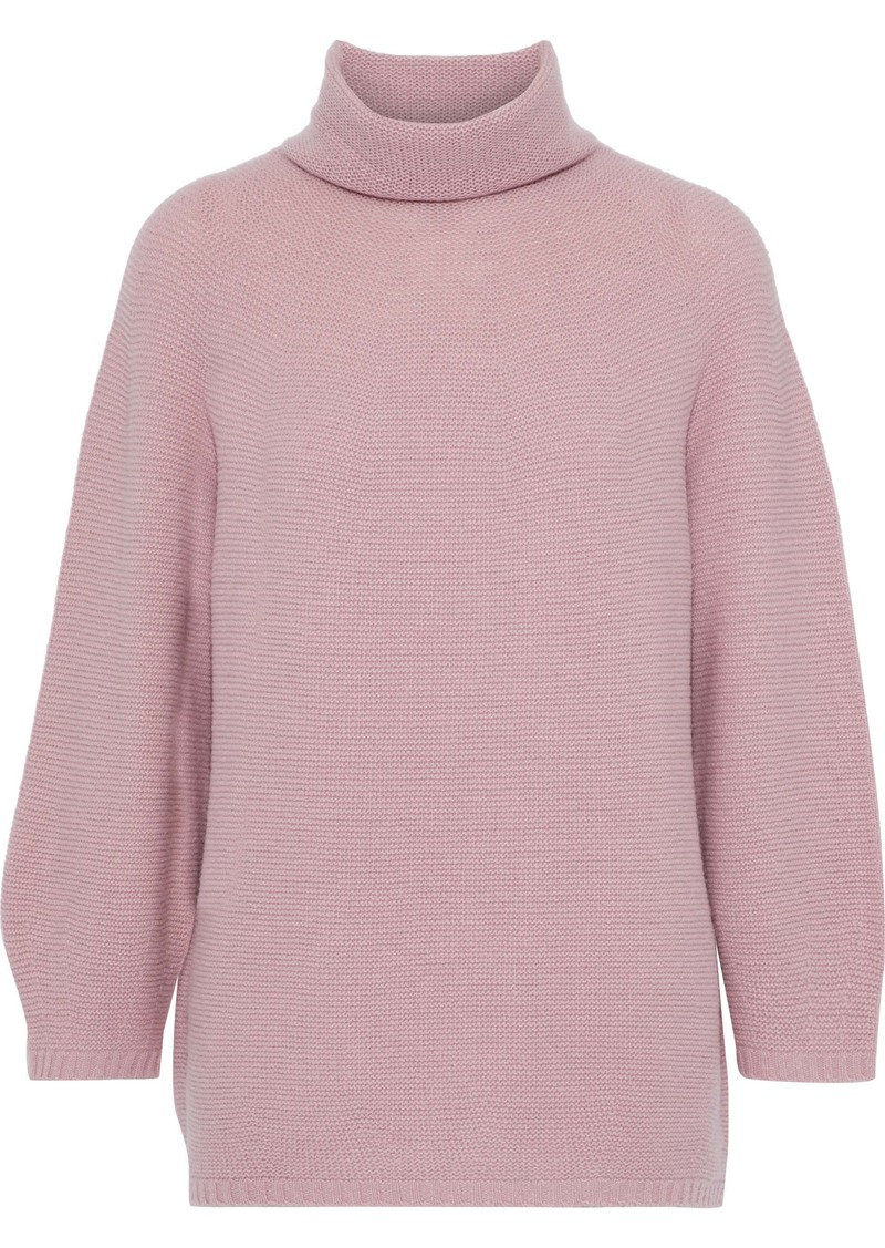 Max Mara Woman Wool And Cashmere-blend Sweater Baby Pink