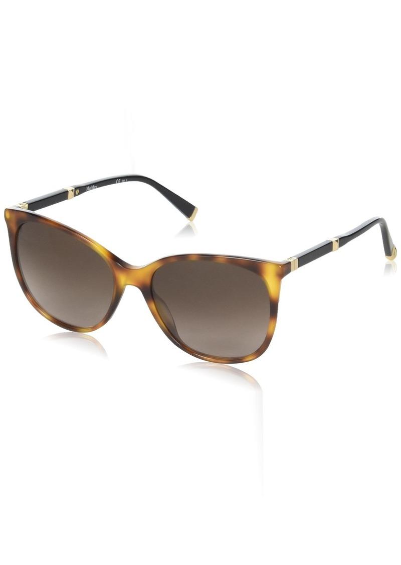 Max Mara Women's Mm Design Ii Cateye Sunglasses HAVAN Rose Gold  mm
