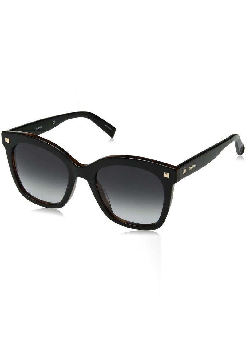 Max Mara Women's Mm Dots Ii Square Sunglasses  52 mm