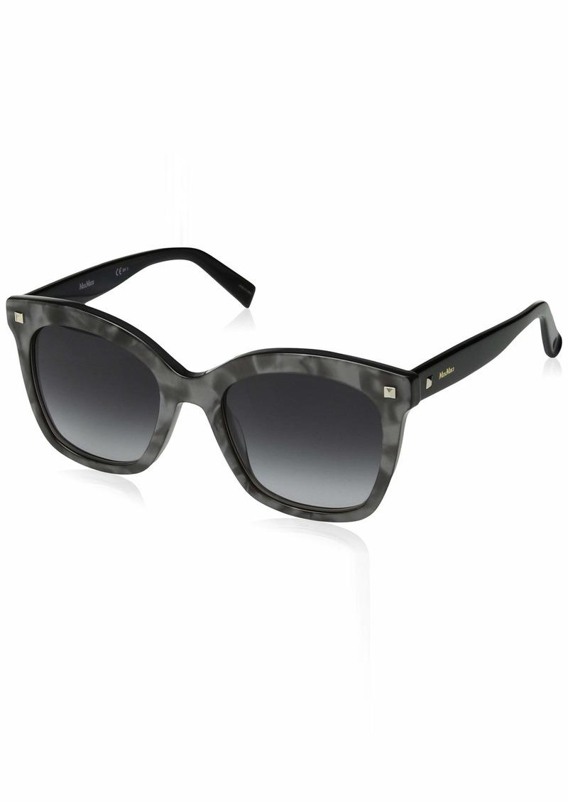 Max Mara Women's Mm Dots Ii Square Sunglasses