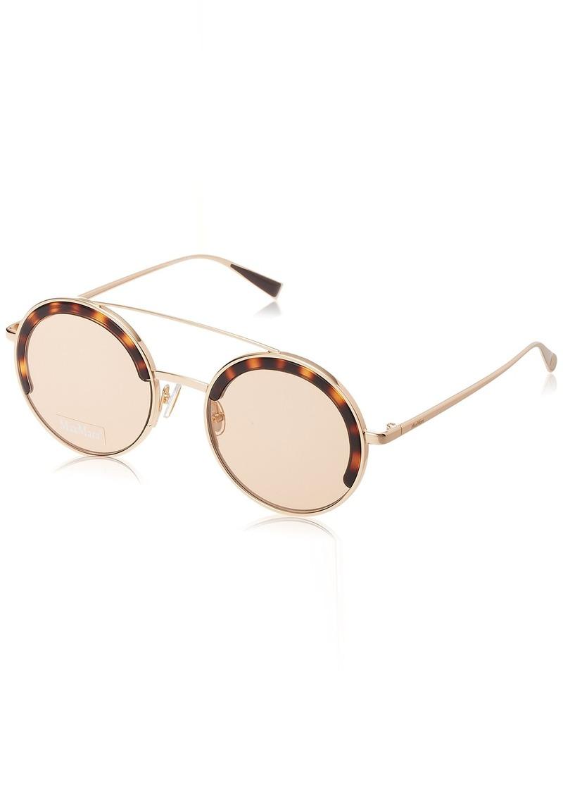 Max Mara Women's Mm Eileen I Round Sunglasses