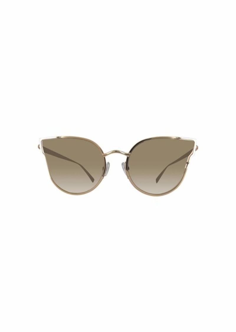 Max Mara Women's Mm Ilde Iii Cateye Sunglasses ROSE GOLD 57 mm
