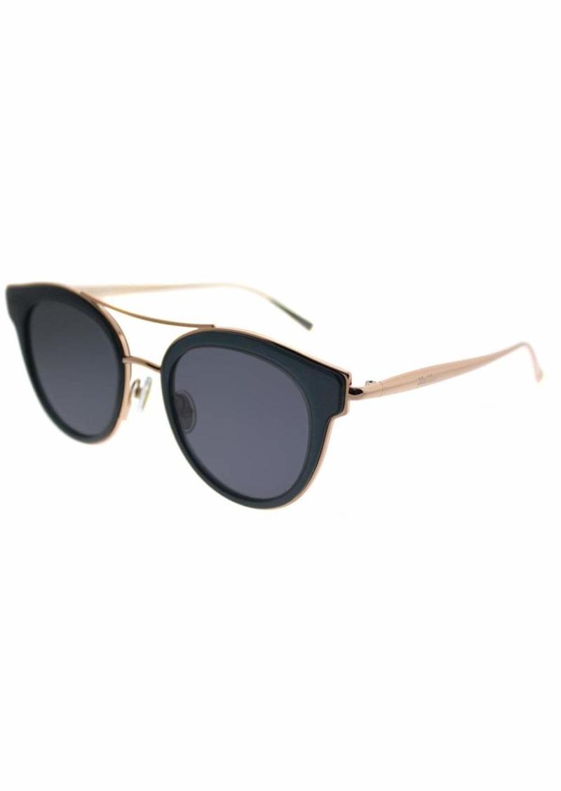 Max Mara Women's Mm Ilde Iv Polarized Oval Sunglasses GREY 48 mm