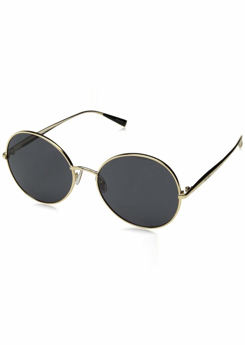 Max Mara Women's Mm Ilde V Round Sunglasses  57 mm