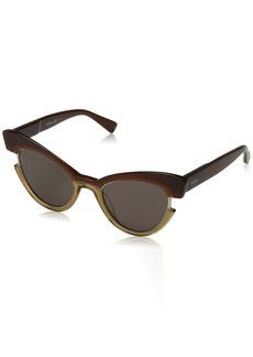 Max Mara Women's mm Ingrid Cateye Sunglasses  49 mm