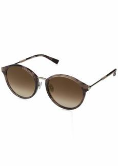 Max Mara Women's Mm Wand Fs Sunglasses STRPD PNK