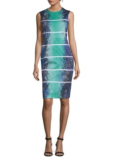 Max Mara Medea Sleeveless Sheath Dress
