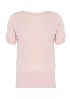 Max Mara Osteo silk and cashmere sweater