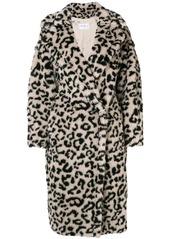 Max mara oversized leopard print coat abv7a7958f1 a