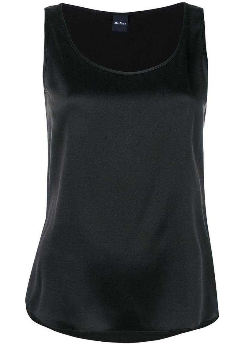 Max Mara Pan tank top