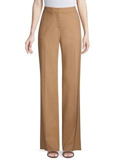 Max Mara Pescia Flat Front Trousers