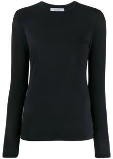 Max Mara plain long-sleeved top