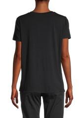 Max Mara Posato Crewneck T-Shirt