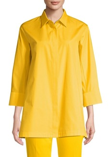 Max Mara Reims Three-Quarter Sleeve Shirt