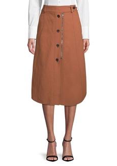 Max Mara Ronco Midi Skirt