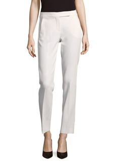 Max Mara Siesta Solid Wool-Blend Pants
