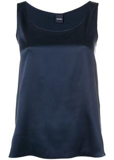Max Mara sleeveless vest
