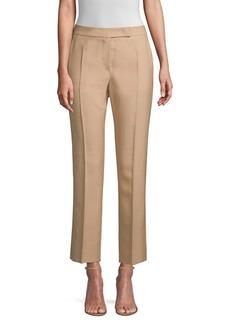 Max Mara Tartufo Mohair & Silk Trousers